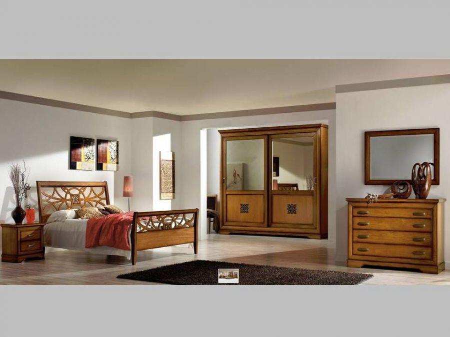 Camera da letto Arte povera Modello Alessio - LarredoTrieste