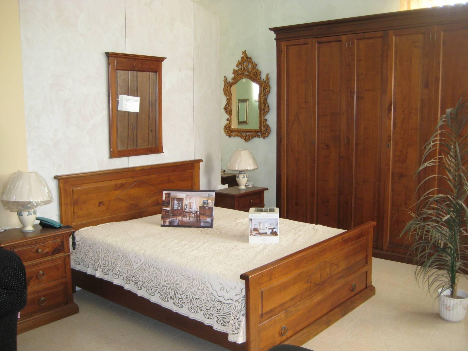 Camera da letto Arte povera modello Firenze - LarredoTrieste