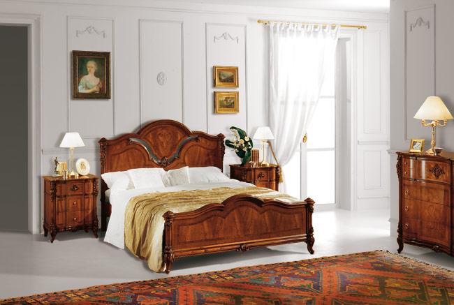 Camera da letto in arte povera Modello Ducale - LarredoTrieste