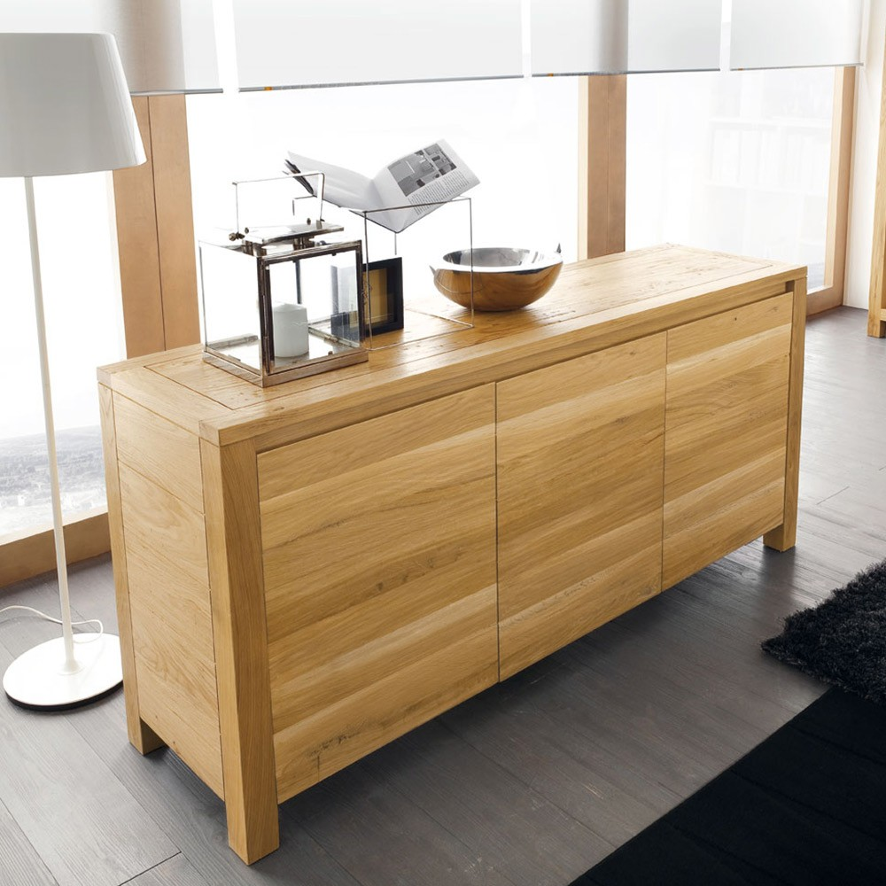 Madia in legno Modello Gerbera - LarredoTrieste