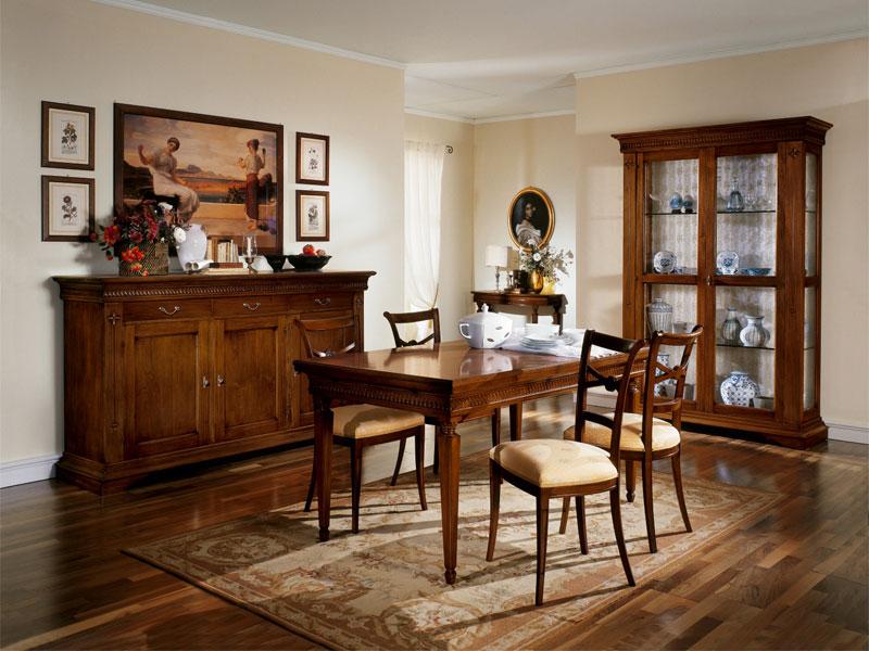 Mobili Sala Da Pranzo Prezzi : Sala da pranzo modello fangio larredotrieste