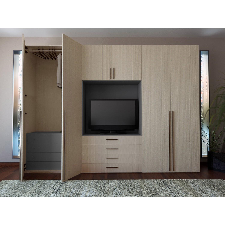 Stunning Armadio Camera Da Letto Con Vano Tv Ideas - Design Trends ...