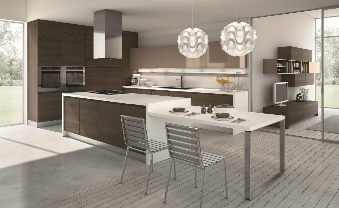 Cucina moderna modello \